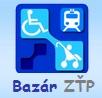Bazár ZŤP logo